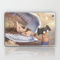 Silen And Devil Laptop & iPad Skin