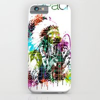 iPhone & iPod Case featuring Apache by Zoé Rikardo