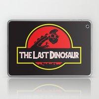 The Last Dinosaur Laptop & iPad Skin
