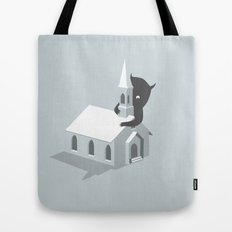 Monster! Tote Bag