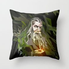 THE LORD OF THE RINGS GANDALF Throw Pillow