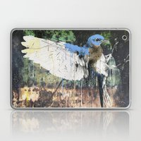 Woodpecker Laptop & iPad Skin