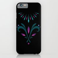 Elsa Embroidery iPhone 6 Slim Case