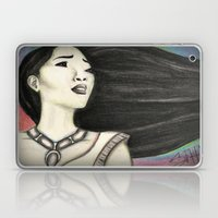 Painting The Wind Laptop & iPad Skin