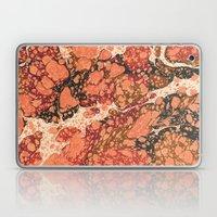 Marble Pink Square # 1 Laptop & iPad Skin