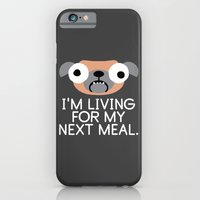 Stay Hungry iPhone 6 Slim Case