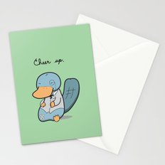 Cheer Up! Stationery Cards
