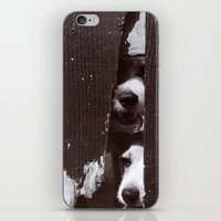 Through Thick & Thin iPhone & iPod Skin