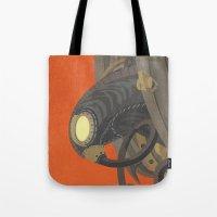 SongBird - BioShock Infi… Tote Bag