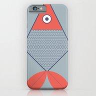 Never Ending Fish 2 Part… iPhone 6 Slim Case