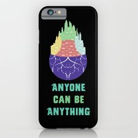 Zootopia - Anyone Can Be Anything [BLACK] iPhone 6 Slim Case