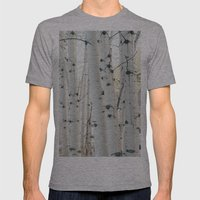 Aspen II Mens Fitted Tee Athletic Grey SMALL