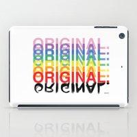 Original. iPad Case