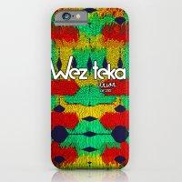 Colider Wezteka Union iPhone 6 Slim Case