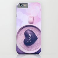 iPhone & iPod Case featuring A cup of love by Marisa Nourbese Photos