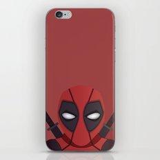 Chimichanga! iPhone & iPod Skin