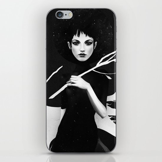 Still Light iPhone & iPod Skin