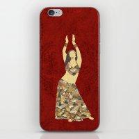 Belly Dancer 3 iPhone & iPod Skin