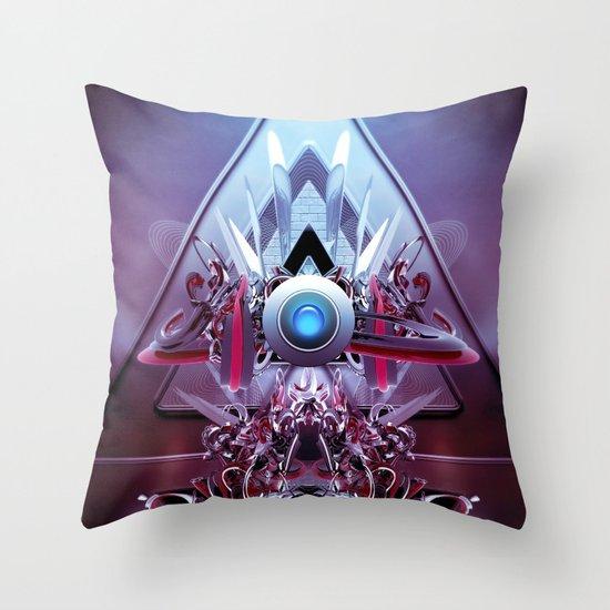 Vanguard Throw Pillow