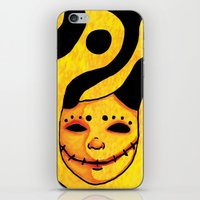 Smile For Me iPhone & iPod Skin