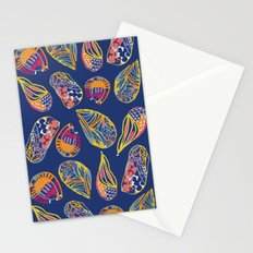 shell colorful Stationery Cards