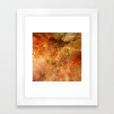 Dehiscence 8 Framed Art Print