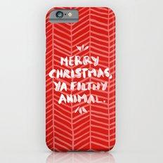 Merry Christmas, Ya Filt… iPhone 6 Slim Case