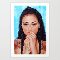 LA Dreamer Art Print