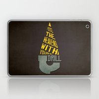 Pierce The Heavens With … Laptop & iPad Skin