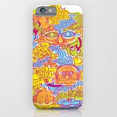 LOL & Order iPhone 6 Slim Case