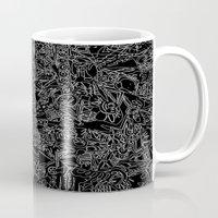 These Lines Draw Me Mug