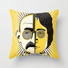 We recommend Peace Throw Pillow