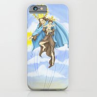 Superheroes SF iPhone 6 Slim Case