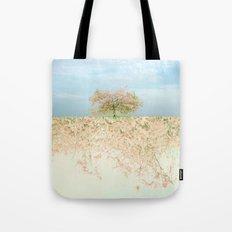 landscape 004b: kodokuna ki Tote Bag