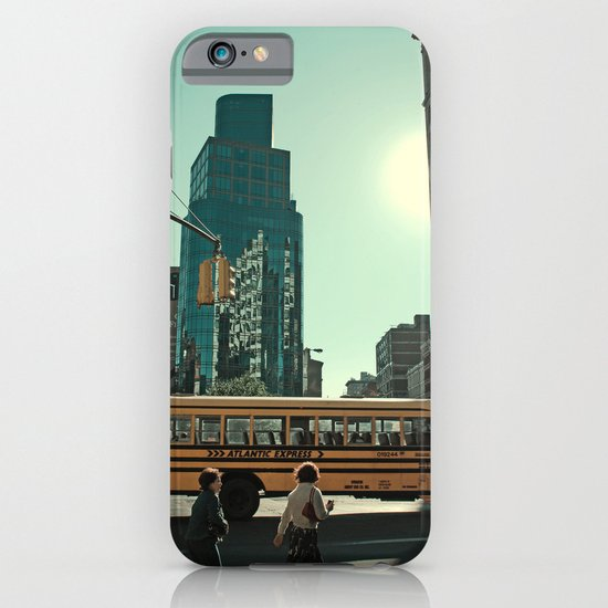 Bus iPhone & iPod Case