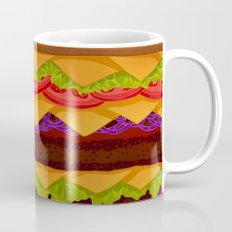 Infinite Burger Mug