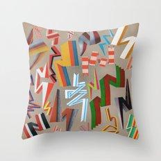 sampler3 Throw Pillow
