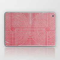 Robotic Boobs Red Laptop & iPad Skin