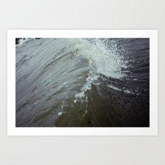 Atlantic #1 Art Print