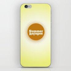 Summer Refugee iPhone & iPod Skin