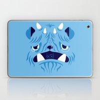 The Bluest Monster Ever :(( Laptop & iPad Skin