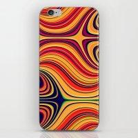 Swirly iPhone & iPod Skin