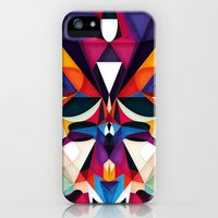 iPhone 5s & iPhone 5 Cases featuring Emotion in Motion by Anai Greog