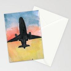 You make my soul soar. Stationery Cards