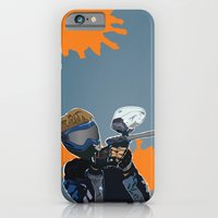 Paintball  iPhone 6 Slim Case