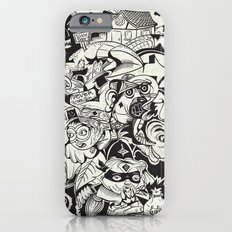 Cicrle Doodle Slim Case iPhone 6s
