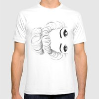 I see you Mens Fitted Tee White SMALL