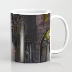 Schlepping Towards Bethlehem Mug