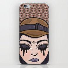 Hatty iPhone & iPod Skin