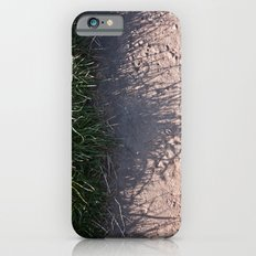 The Grass and it's Shadow iPhone 6 Slim Case